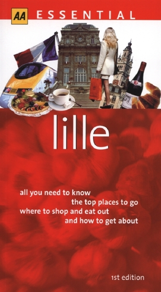 Lille - Country - Travel GuidesAA Maps - AA Route & Road Maps