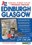 Edinburgh and Glasgow CD-ROM