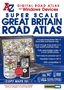 Great Britain Super Scale Road Atlas CD-ROM