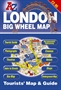London Big Wheel Map