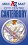 Canterbury Mini Map
