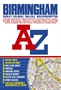 A-Z Street Atlas of Birmingham