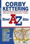 Corby and Kettering Street Atlas