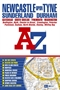 A-Z Street Atlas of Newcastle upon Tyne