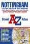 A-Z Street Atlas of Nottingham
