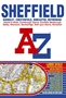 A-Z Street Atlas of Sheffield