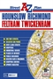 Hounslow, Richmond, Feltham & Twickenham Street Plan