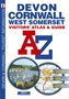 Devon, Cornwall and West Somerset Visitors Atlas and Guide