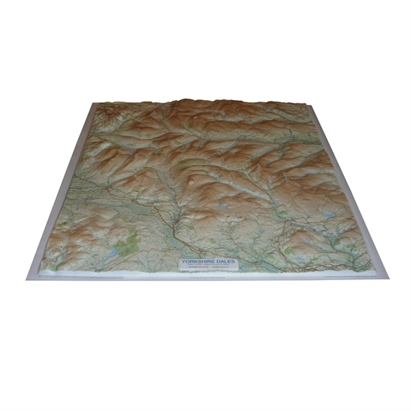 3d Relief Map Of Uk.Yorkshire Dales Raised Relief Mapraised Relief Maps Uk Relief Maps