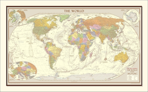Global mapping world framed maps world maps maps atlas global mapping world framed maps world maps maps atlas travel guides global mapping mapsonline gumiabroncs Images