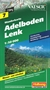 Adelboden and Lenk Hiking Map