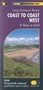 Coast to Coast West Path XT40 National Trail and Long Distance Route Map