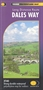 Dales Way XT40 National Trail and Long Distance Route Map