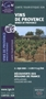 Vins de Provence Wine Map