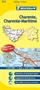 Charente, Charente-Maritime Local Map