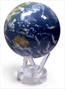 "MOVA Satellite View of Cloudy Earth 4.5"" Globe"