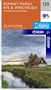 Romney Marsh, Rye and Winchelsea ~ The Outstanding All Weather Explorer Map