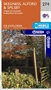 Skegness, Alford and Spilsby ~ The Outstanding All Weather Explorer Map