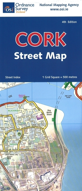Os Map Of Ireland.Corktourist Maps Tour City Street Maps Os Ireland Maps Atlas