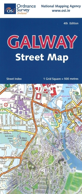 Os Map Of Ireland.Galwaytourist Maps Tour City Street Maps Os Ireland Maps
