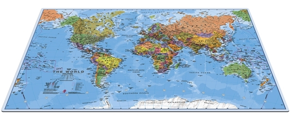 World desk mapmap gifts outstanding maps atlas travel guides gumiabroncs Images