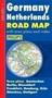 Gemany and Netherlands Road Map