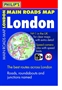London Main Roads Map