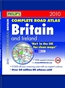 Britain and Ireland Complete Atlas A4 (hardcover)