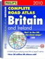 Britain and Ireland Complete Atlas A4 (spiral)