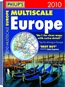Europe Multi Atlas A4 (spiral)