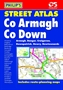 Armagh and Down Street and City Atlas