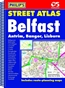 Belfast Street and City Atlas