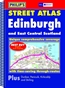 Edinburgh and East Central Scotland Street and City Atlas