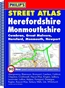 Herefordshire and Monmouthshire Street and City Atlas