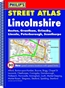 Lincolnshire Street and City Atlas